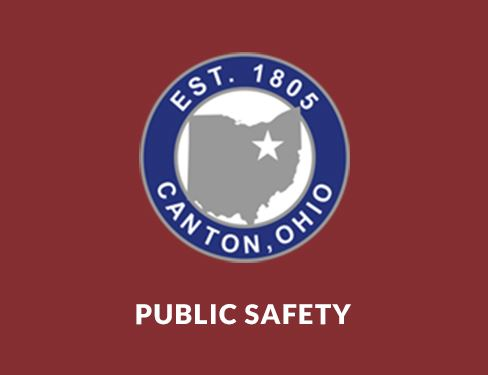 Canton Ohio Logo Public Safety