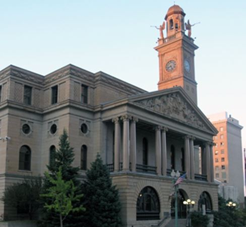 Stark County Courthouse