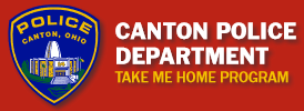 Canton Police Department Take Me Home Program