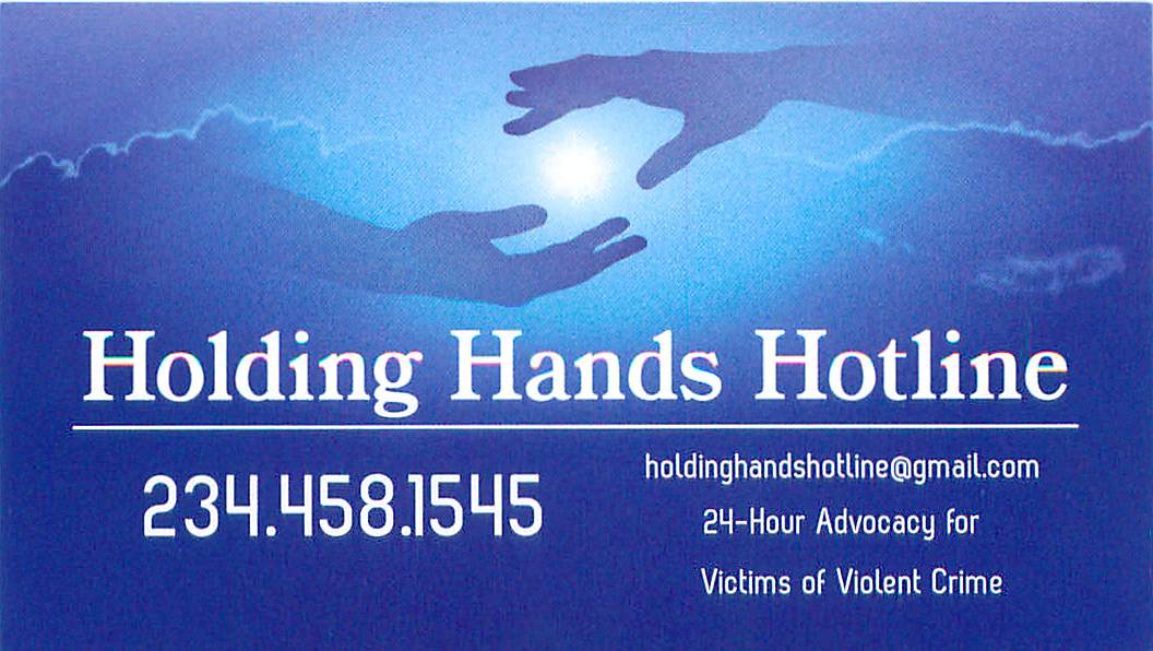 Holding Hands Hotline